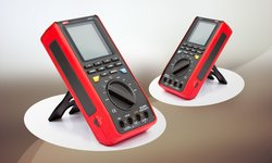 Revista del osciloscopio-multímetro Uni-T UT81C (versión actualizada de UT81B)