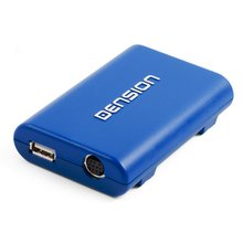 Автомобильный iPod USB Bluetooth адаптер Dension Gateway Lite BT для BMW Mini Rover GBL3BM1  - Краткое описание