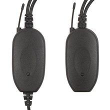 Передатчик и приемник для подключения камеры к навигатору - Краткое описание