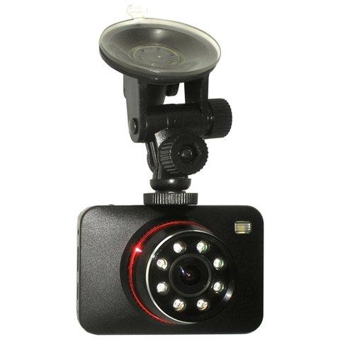 Автовидеорегистратор с сенсорным монитором Tenex DVR 640 Light