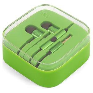 Гарнитура EN50332 2 для мобильного телефона All Brands universal, зеленая