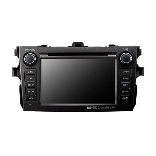 Штатное головное устройство для Toyota Corolla 2006-2011 г.в. (F75025)