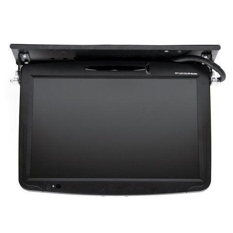 "19"" Car Flip Down TFT LCD Monitor in Metal Case"