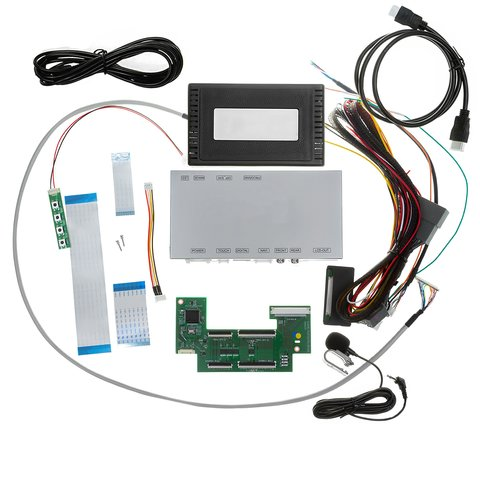 CarPlay Connection Kit for Toyota Camry with Fujitsuten System