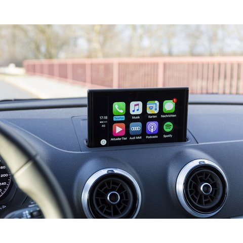 Apple CarPlay Adapter for Audi A6 C7  and A7 C7  of 2010 2015 MY