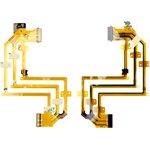 Flat Cable for Sony DCR-SR200, DCR-SR300, DCR-SR42, DCR-SR62 Video Cameras, (for LCD)