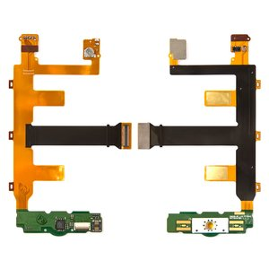 Flat Cable LG GW620, (for mainboard, with components)