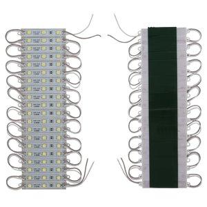 LED Strip Module 20 pcs. SMD 5050 (3 LEDs, white, adhesive, 1200 lm, 12 V, IP65)