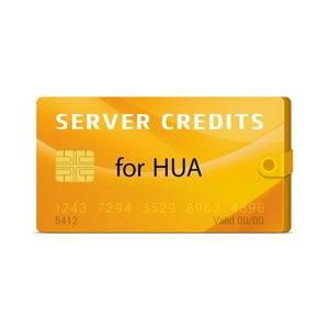 Hua Server Credits