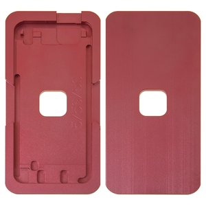 LCD Module Mould for Apple iPhone 5, iPhone 5S Cell Phones, (aluminum,  to glue glass in a frame)