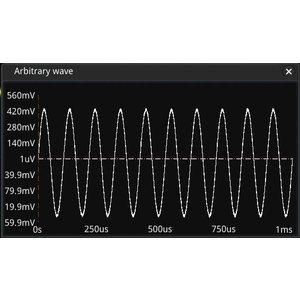Waveform Generator Option RIGOL MSO7000-AWG (Activation Key) for RIGOL MSO7000