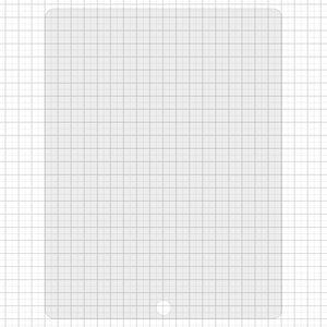 Vidrio de protección templado All Spares para tablet PC Apple iPad 2, iPad 3, iPad 4, 0,26 mm 9H