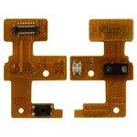 Cable flex para celular HTC Desire 601, del botón de encendido, con sensor de acercamiento, con componentes