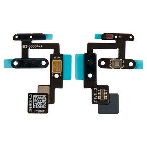 Cable flex para tablet PC Apple iPad Air 2, del micrófono, boton de encendido, con componentes