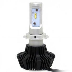 Набор светодиодного головного света UP-7HL-H7W-4000Lm (H7, 4000 лм, холодный белый)