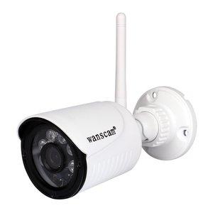 Беспроводная IP-камера наблюдения HW0022 (1080p, 2 МП)