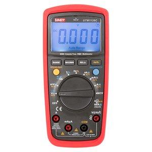 Цифровий мультиметр UNI-T UTM 1139C (UT139C)