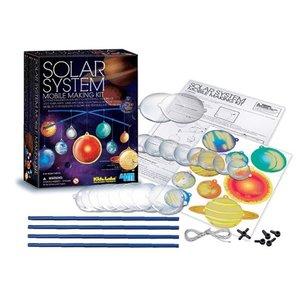 STEAM-набор 4М 3D-мобиль Солнечная система