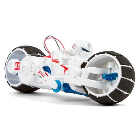 Робот-мотоцикл на енергії солоної води, STEAM-конструктор CIC 21-753