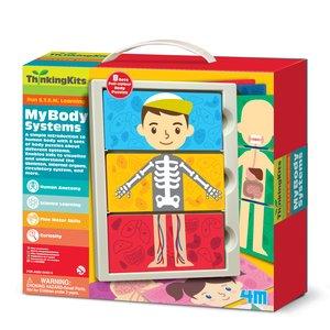 STEM-набір 4М Моє тіло 00-04692