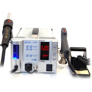 Lead-Free Hot Air Soldering Station AOYUE 2702A+ (220 V)