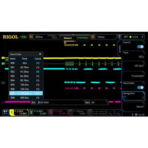 Software Option RIGOL DS7000 FLEX for Decoding FlexRay